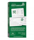 Japanese Kanji Flashcards Volume 1 (Series 3)- White Rabbit Press -300 Beginners-Level Kanji Cards
