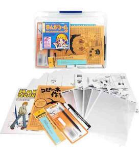 Deleter Manga Tool Set Starter kit