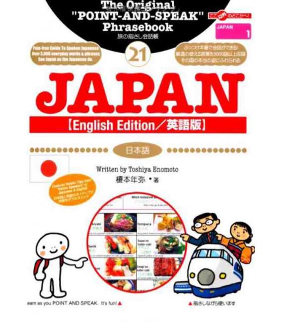 The Original Point and Speak Phrasebook: Japan