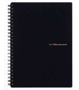 Maruman Mnemosyne Notebook N195A ( A5) - 7 mm lined