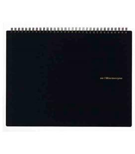 Maruman Mnemosyne Notebook N180A (A4) - 5 mm squared