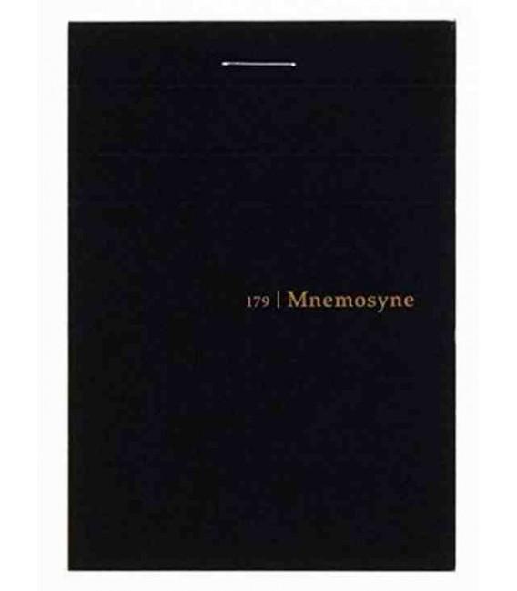 Maruman Mnemosyne Notebook N179A (A7) - 5mm squared