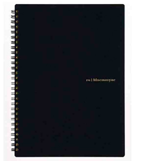 Maruman Mnemosyne Notebook N194A (B5) -7 mm lined