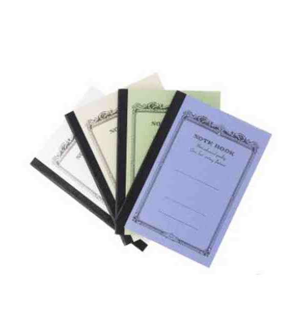 Apica CD5N Notebook - A7 (pack of 4 notebooks in 4 different colors)