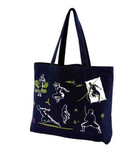 Japanese Kurochiku bag (Kyoto)- Ninja model