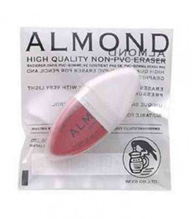 Seed Eraser Almond - High-quality eraser for pencil (without PVC)- imported from Japan