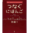 Basic Japanese for Communication  1 (Book + Free audio download)