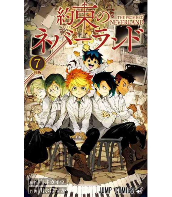 Yakusoku no nebarando (The Promised Neverland) Vol. 7