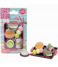 Iwako Puzzle Eraser - Japanese Sweet - (Gomas de borrar con diseños) Hecho en Japón