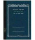 Apica CD11-BK Notebook (Tamaño A5, color azul marino)