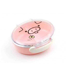 Hakoya Tomodachi Bento - Model 52053-8 (Pig)