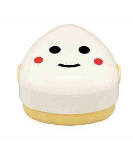 Hakoya Family Onigiri Bento - Size M - Model 50450-7 (Tama) - Yellow