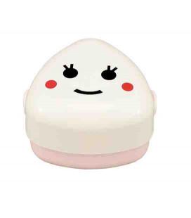 Hakoya Family Onigiri Bento - Size M - Model 50449-1 (Kome) - Pink