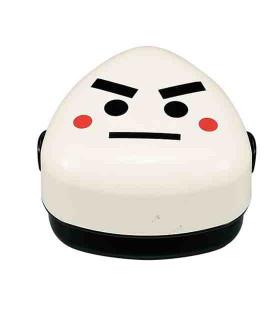 Hakoya Family Onigiri Bento - Tamaño M - Modelo 50448-4 (Norio) - Color negro
