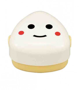 Hakoya Family Onigiri Bento - Size S - Model 50447-7 (Tama) - Yellow