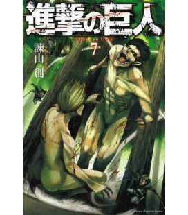 Shingeki no Kyojin (Attack on Titan) Vol. 7