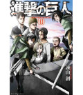 Shingeki no Kyojin  (Attack on Titan) Vol. 10