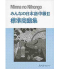 Minna no Nihongo- Intermediate level 2 (Exercise book)