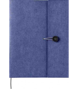 Japanese Document Folder A4 size - Kraft Model 1935KF - Blue Color