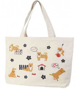 Japanese bag Kurochiku (Kyoto)- Dogs model