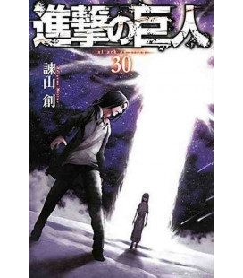 Shingeki no Kyojin (Attack on Titan) Vol. 30