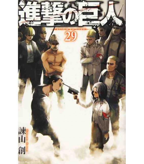 Shingeki no Kyojin (Attack on Titan) Vol. 29