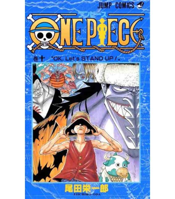 One Piece (Wan Pisu) Vol. 10