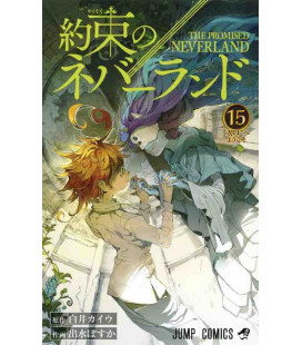 Yakusoku no nebarando (The Promised Neverland) Vol. 15