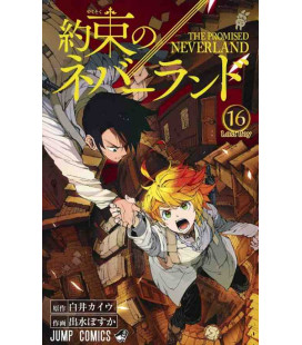 Yakusoku no nebarando (The Promised Neverland) Vol. 16