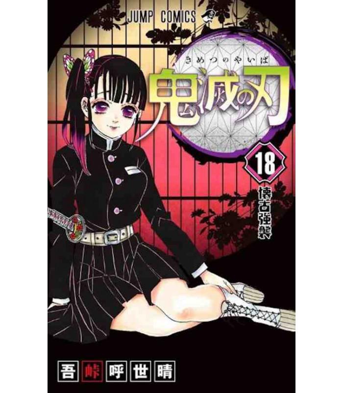 Demon Slayer Kimetsu no Yaiba Vol.1 Jump Comic Japan Book JAPANESE
