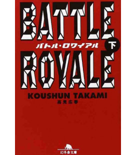 Battle Royale vol. 2 - Japanese edition