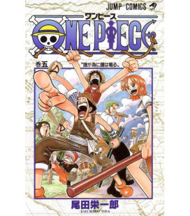 One Piece (Wan Pisu) Vol. 5