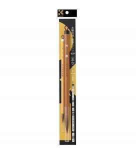 Calligraphy Brushes - Kuretake JF87-902S -2 brushes set: small and big size- Beginner level