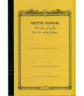 Apica CD11 Notebook (A5 Size - Yellow color - Ruled paper - 28 pages)