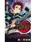Kimetsu no Yaiba (Demon Slayer) - Vol 10