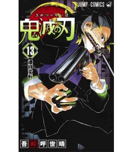 Kimetsu no Yaiba (Demon Slayer) - Vol 13