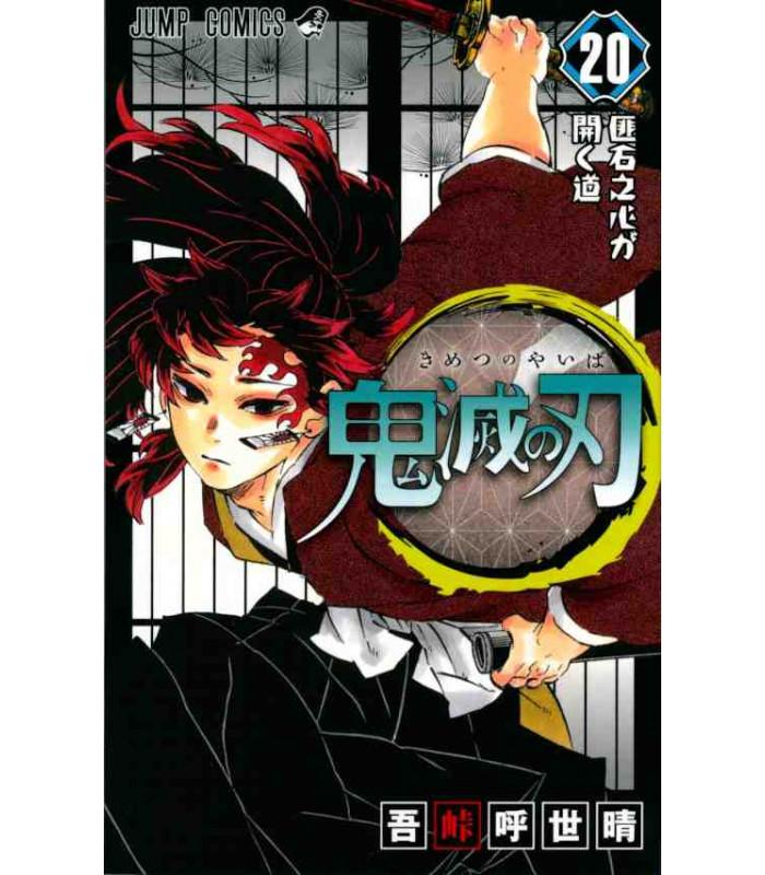 Shueisha Demon Slayer Kimetsu no Yaiba Jump Comic Vol.22 Japanese Special ver