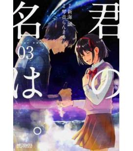 Kimi no na wa Vol. 3 - Versión Manga - Edición en japonés