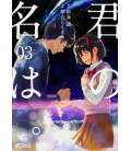 Kimi no na wa Vol. 3 - Manga Version - Japanese edition