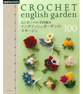Crochet English Garden - Includes 100 designs