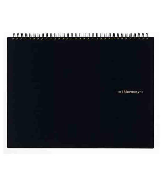 Maruman Mnemosyne Notebook N181A (A4 Size) Plain