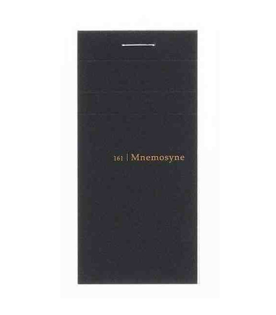 Maruman Mnemosyne Notebook - N161 (A8 Size - 5 mm Squares - 65 Sheets)