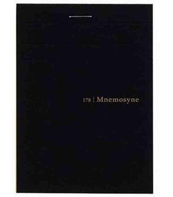 Maruman Mnemosyne Notebook N178 (Size B7 - 5mm Squares - 70 Sheets)