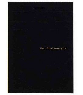 Maruman Mnemosyne Notebook N178 (Size B7 - 5mm Squares - 70 Sheets)