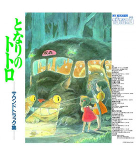 Joe Hisaishi - My Neighbor Totoro - OST in Vinyl -  Limited edition