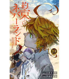 Yakusoku no nebarando (The Promised Neverland) Vol. 19