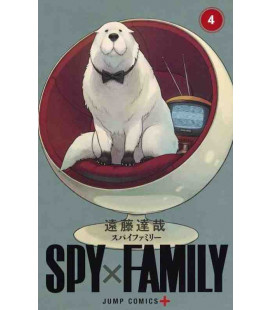 Spy X Family Vol. 4