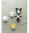 Animal Brooch - Includes 63 designs