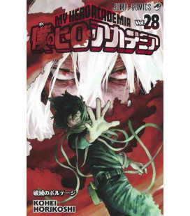 My Hero Academia Vol. 28