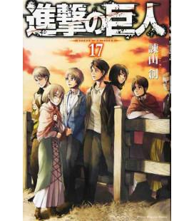 Shingeki no Kyojin (Attack on Titan) Vol. 17